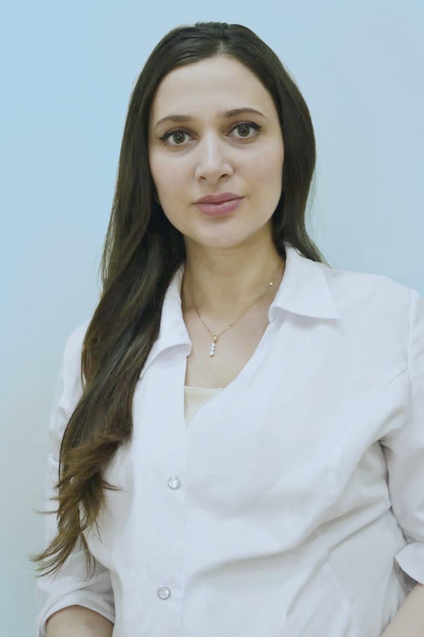 Юсифова Марал Захидовна кызы